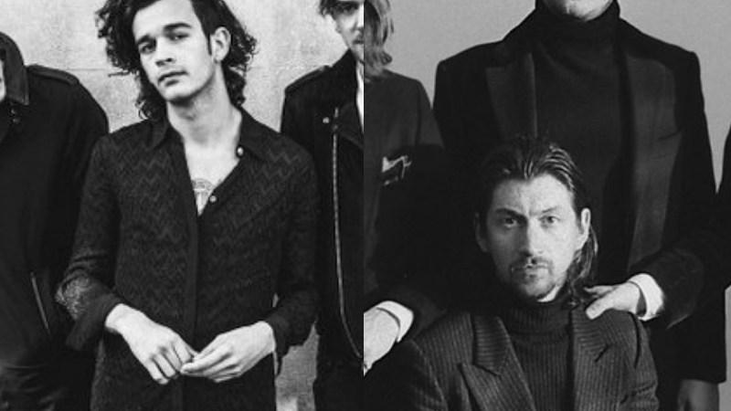 MattyHealy, de The 1975 fala sobre comparações com Arctic Monkeys