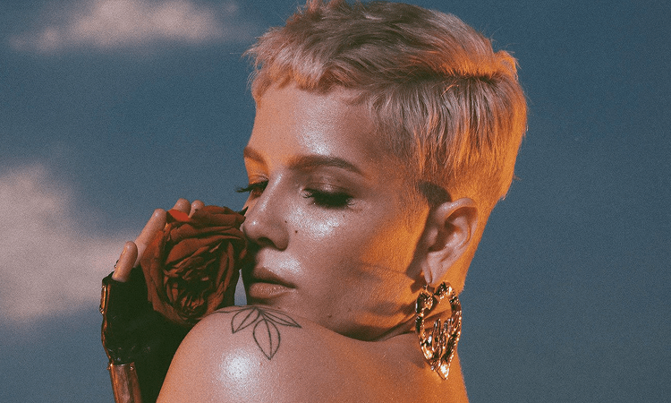 Halsey convida Juice WRLD para remix de 'Without Me'