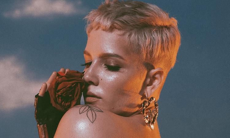 Halsey convida Juice WRLD para remix de 'Without Me'