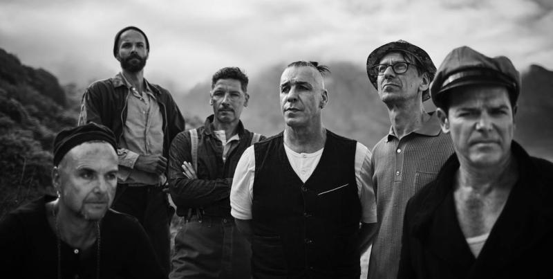 Rammstein lança primeiro single em 10 anos e se envolve em polêmica