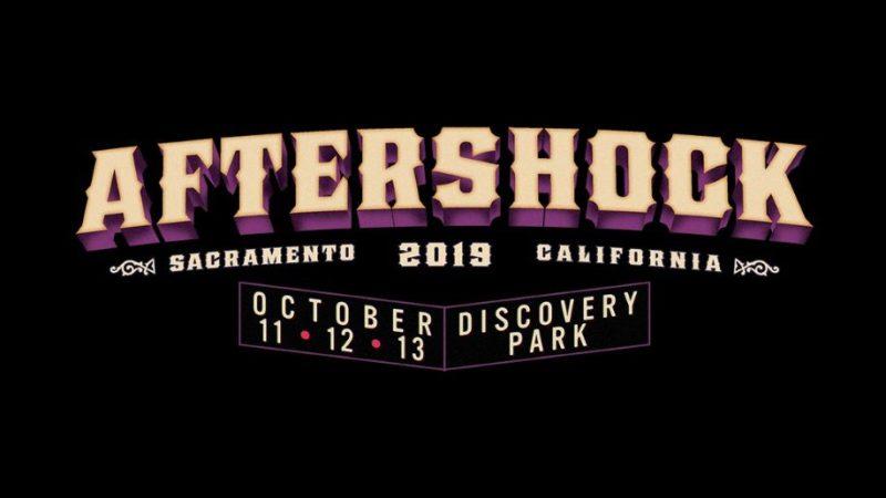 DE PESO! Confira o line-up do festival americano Aftershock