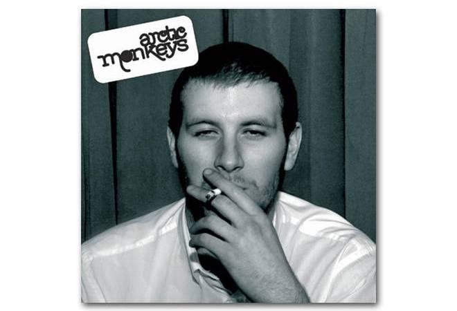 o primeiro disco de estúdio do Arctic Monkeys