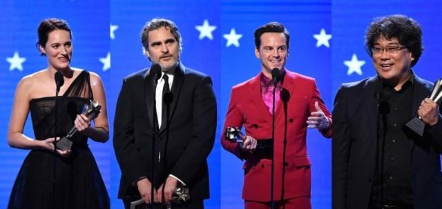Critic's Choices Awards 2020