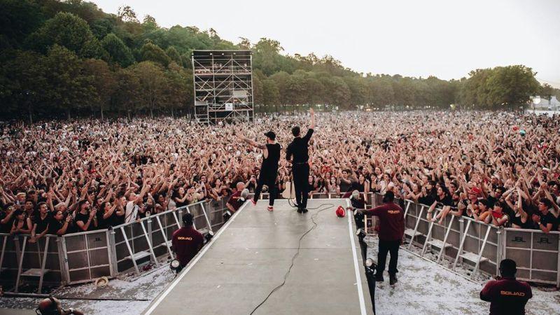 Royal Blood e Mumford and Sons anunciados em festival europeu