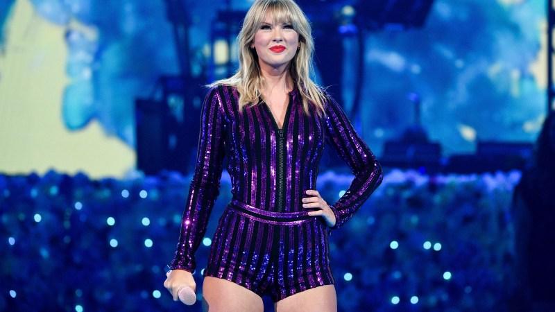 Taylor Swift adia vinda ao Brasil