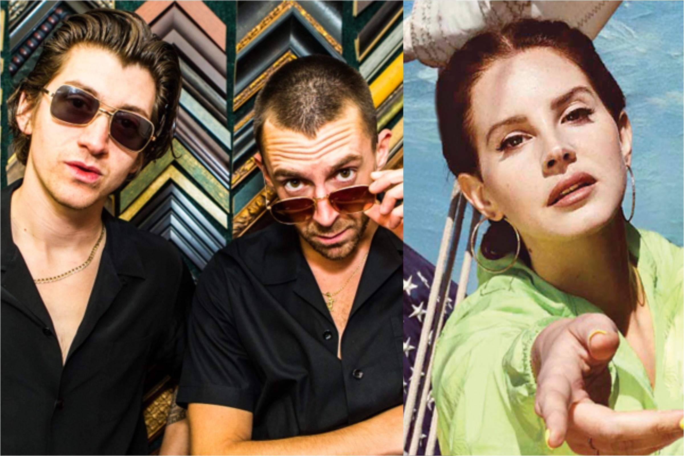 Vazou! Parceria de Lana Del Rey e The Last Shadow Puppets surge na internet
