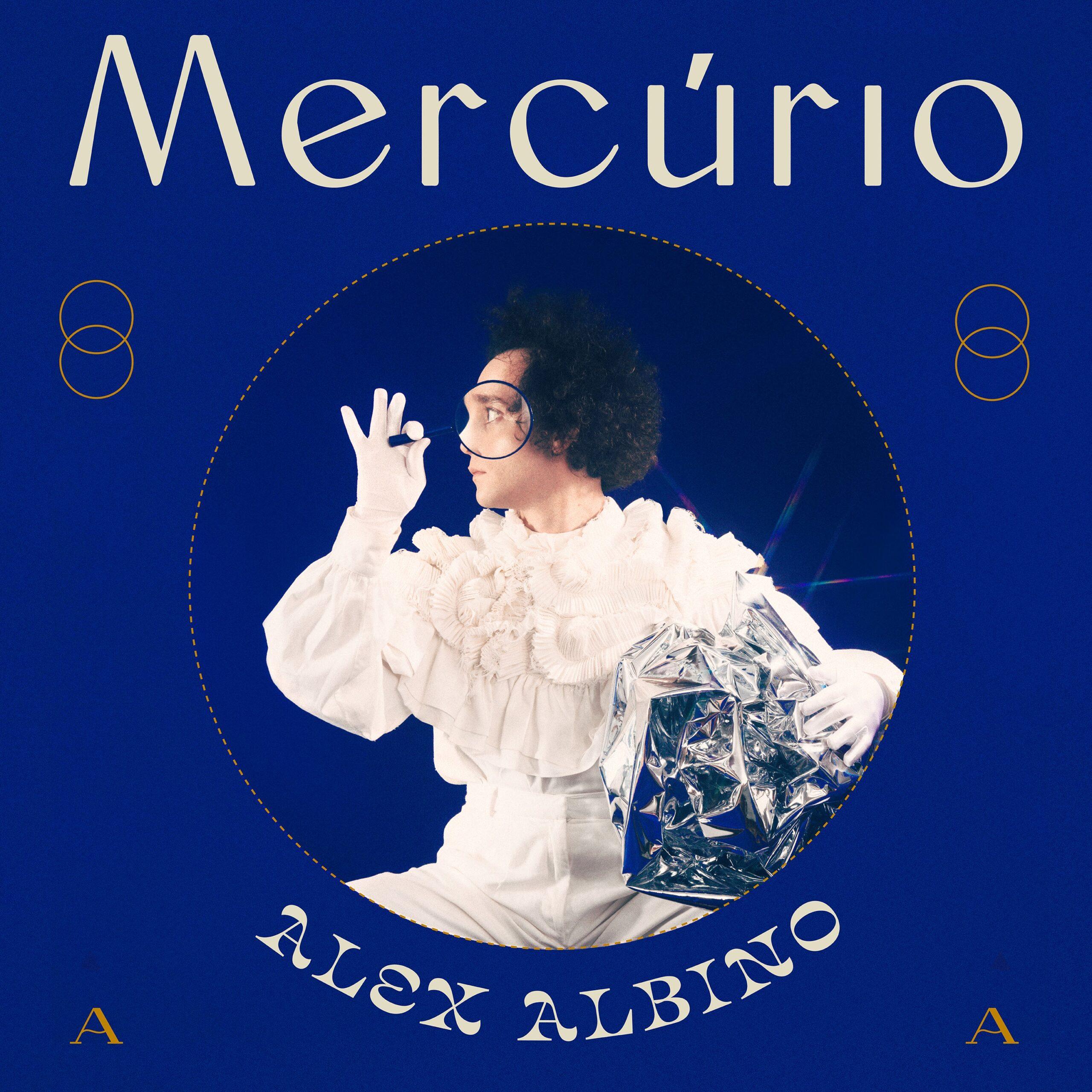 Gravado no estúdio de Boys & Girls do Alabama Shakes, Alex Albino lança EP de estreia Mercúrio