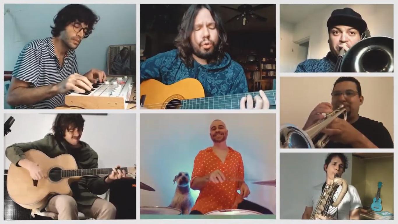 EXCLUSIVO: Maglore lança versão acústica de 'Calma', com clipe gravado à distância