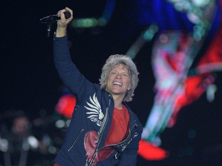 Bon Jovi lança American Reckoning