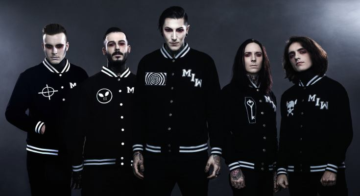 Motionless In White The Killers