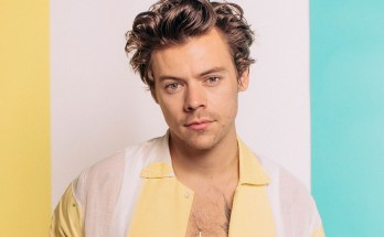Harry Styles oficializa 'Golden' como seu novo single