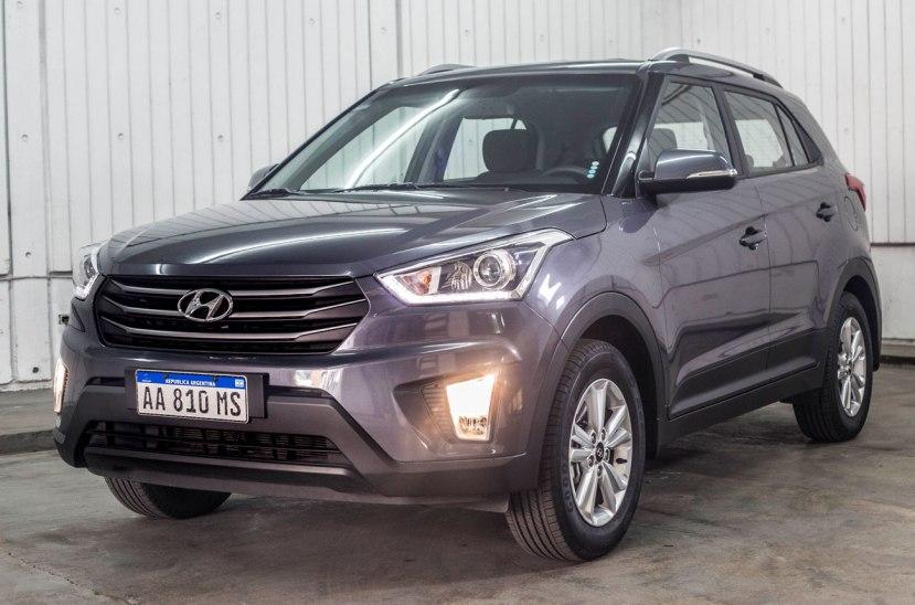 Hyundai Creta Connect