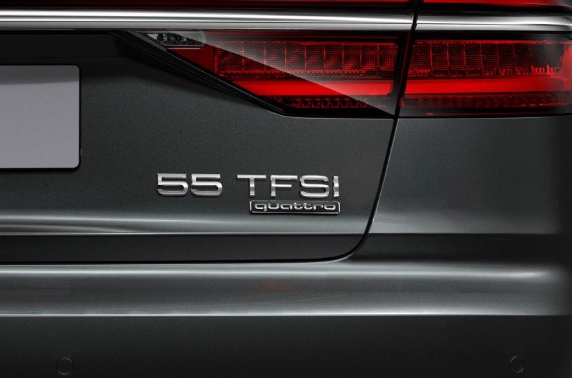 Audi Nomenclatura