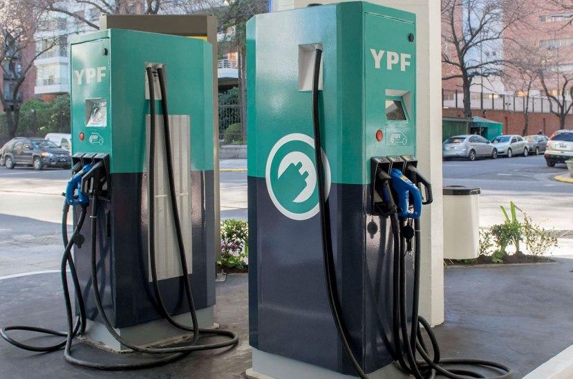 YPF electrica