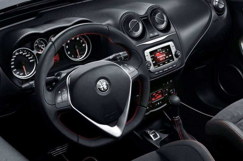 Alfa Romeo MiTo QV Veloce