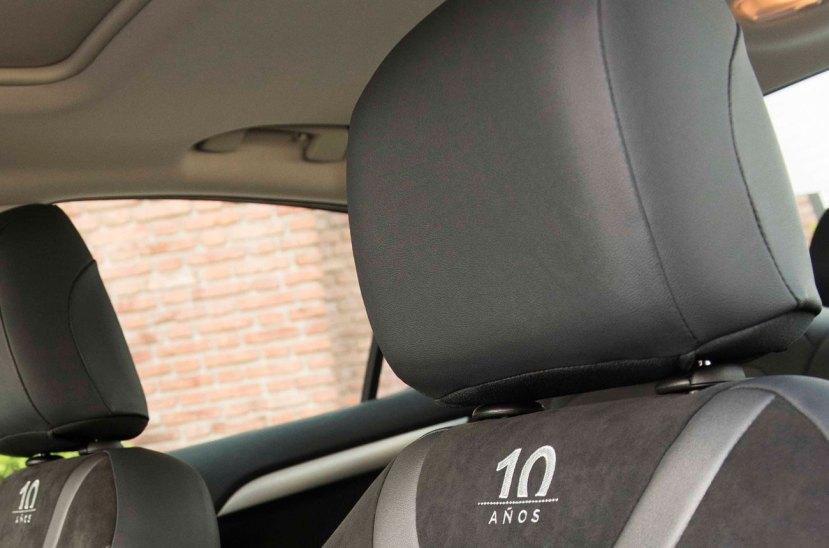 Citroën C4 Lounge 10 años