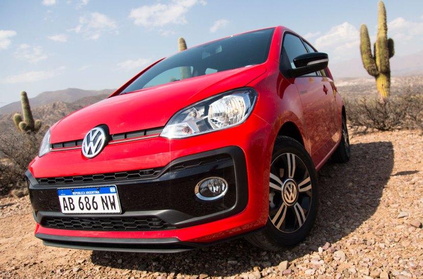 Volkswagen Up Pepper
