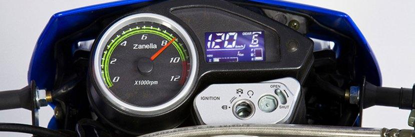 Zanella ZR 200