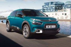 En los laterales se han removido los Airbumps, elemento característico en su antecesor. Foto: Prensa Citroën