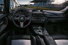 El interior tiene algunos cambios con respecto al modelo convencional