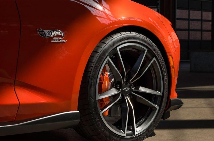 Chevrolet Camaro Hot Wheels