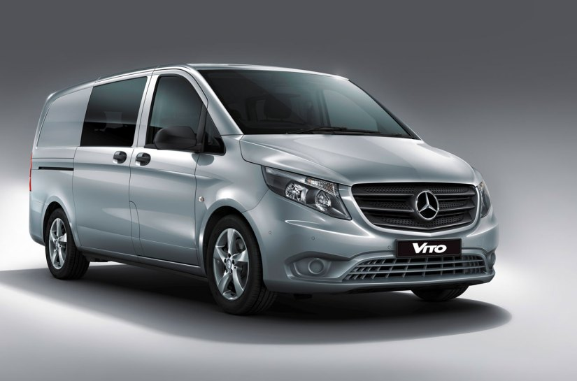 Mercedes-Benz Vito Plus