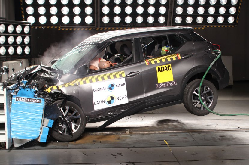 Nissan LatinNCAP