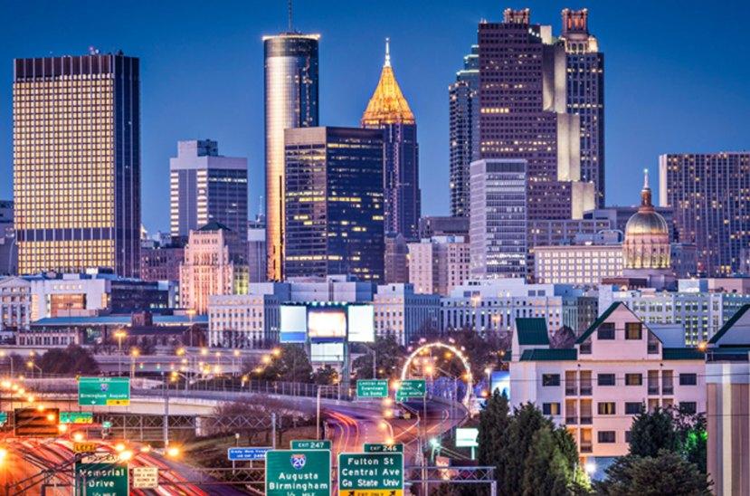 Atlanta, Georgia Estados Unidos