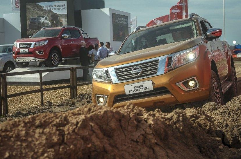 Nissan Frontier Expoagro