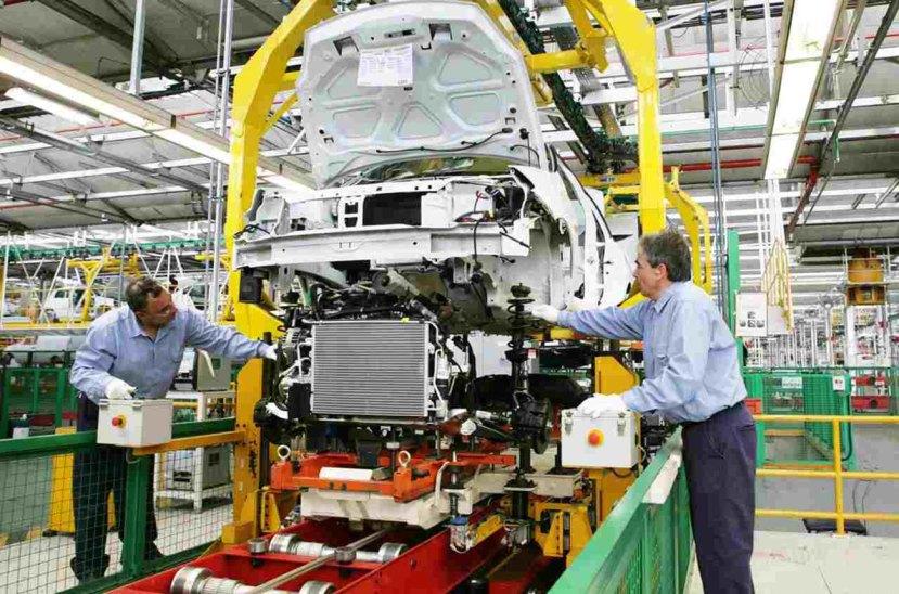 Crecimiento de la industria automotriz