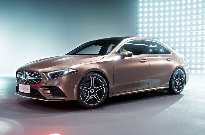 Mercedes-Benz Clase A L Sedan