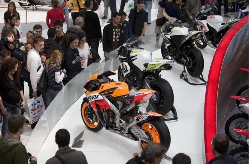 Salon de Motos