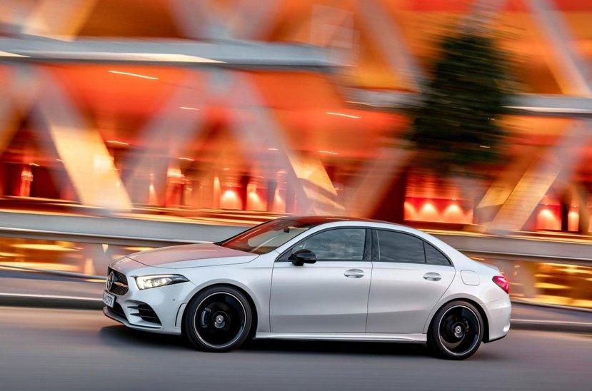 Mercedes Clase A Sedan