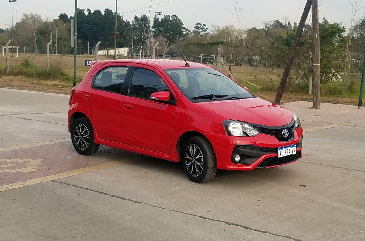 Test: Toyota Etios XLS AT 2018 (Minuto Motor) ToyotaEtiosTest-07