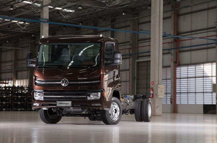 Volkswagen Delivery 6.160