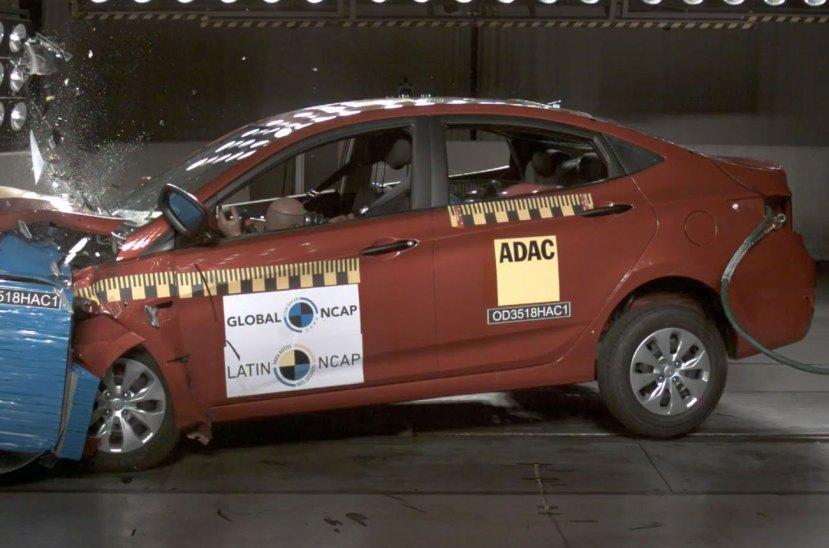 Hyundai Accent Latin NCAP