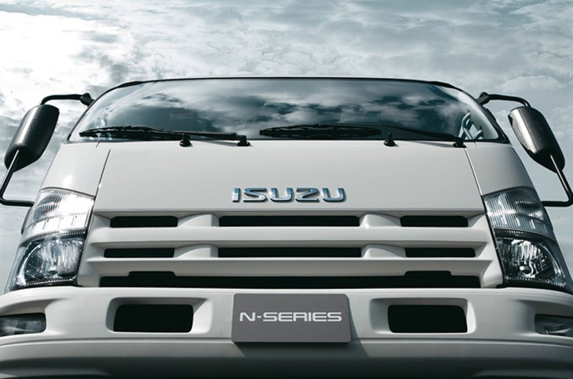 Isuzu camiones