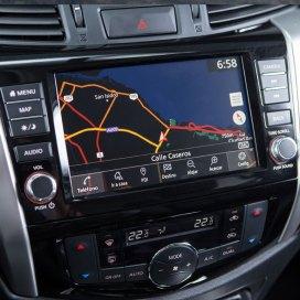 Un nuevo sistema multimedia. Foto: Nissan