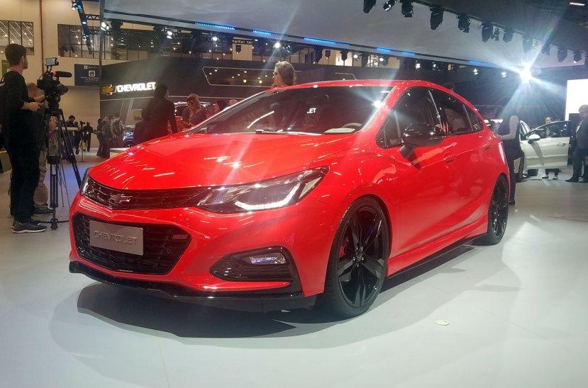 Chevrolet Cruze SS Concept