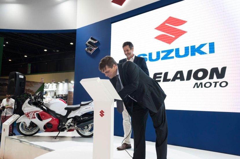 Suzuki YPF