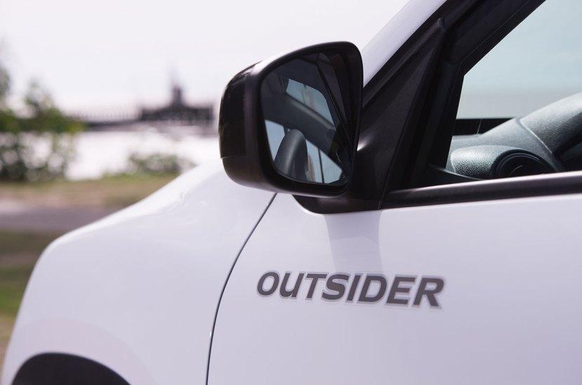 Renault Kwid Outsier