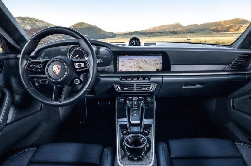 Porsche 911 MY 2019
