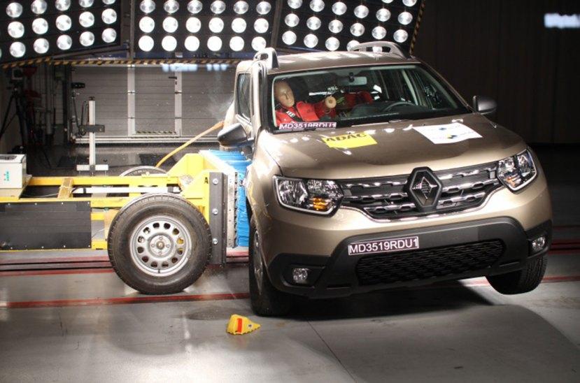 Renault Duster Latin NCap