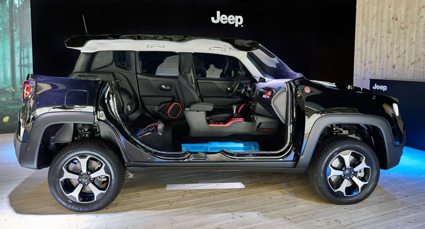 Jeep Renegade First Edition 4xe
