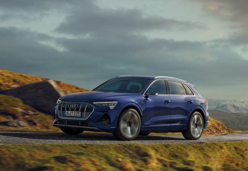 eléctricos de Audi