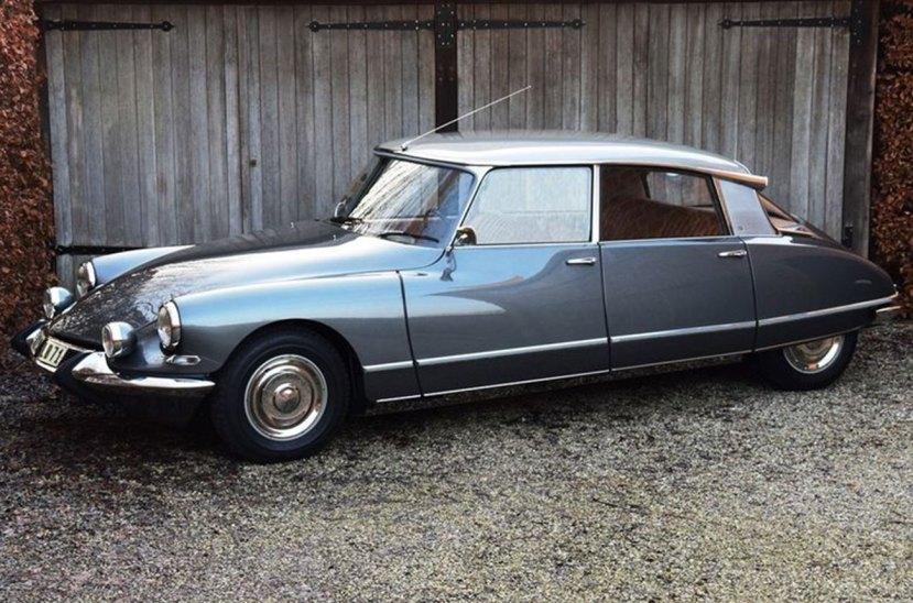 Citroën DS 1965