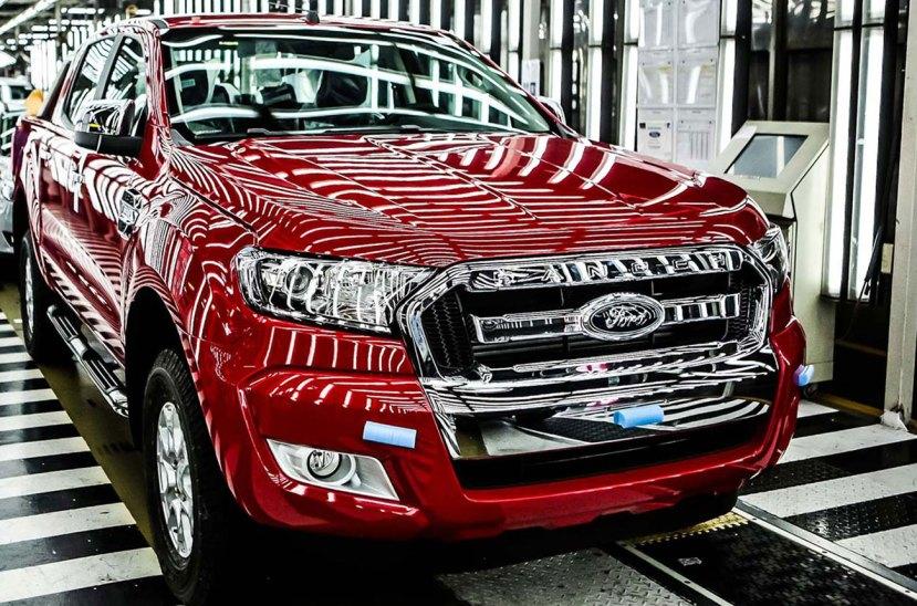 inversión de Ford
