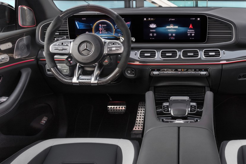 Mercedes-Benz AMG GLE 63