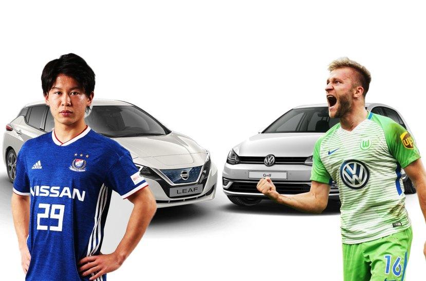 Fútbol y autos