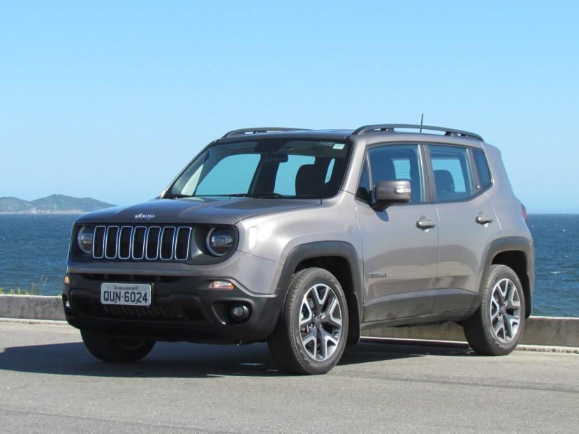 Jeep Renegade Longitude TD